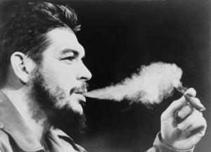 ernesto-che-guevara-1928-1967-exhaling-everett